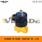 2W Series Air Water Direct Acting Solenoid Valves