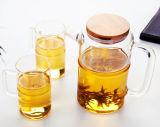 Hoher Borosilicat-Glas-Potenziometer-Tee-Glas-Potenziometer