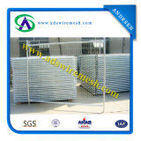 Australien et Nouvelle-Zélande Hot-Inpped Galvanized Temporary Fence
