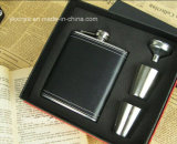 7oz Hip Flask + 2 Cups + 1 Funnel