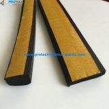 Het rubber Schuimrubber van het Silicone van de Profielen EPDM van de Uitdrijving