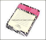 Het nieuwe Stootkussen van het Memorandum van de Superieure Kwaliteit van de Aankomst met Dienblad voor Bureau