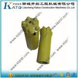 38mm Spitze-Bohrgerät-Felsen-Tasten-Bit-Bleistiftspitzer des Karbid-R25