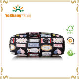 Bestes Ripstop Polyester Cosmetic Organizer Bag mit Wristlet
