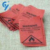 Fabbrica Custom Highquality Woven Label per Garment Accessories