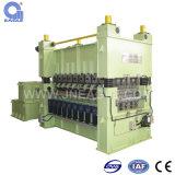 Machine de mise à niveau de plaque métallique