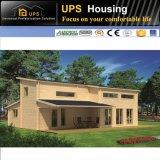 SGS bescheinigte mit zwei Schlafzimmern bewegliche lebende Haus-Büro-Schule