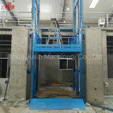 Prix électrique de levage de marchandises de levage de véhicule électrique d'ascenseur de fret