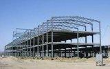 Structure d'acciaio per Warehouse