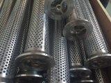Pantalla perforada del tubo Drilling del estilo de la barra del estilo de las existencias grandes para el tubo de taladro de 5 '' 4 '' el 1/2