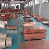 Kupferkathodenbleche 99,99%, Kupfer-Blatt (TU2, C1020T, C10200, T2, C1100, TP1, C1201)