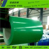 Dx51d PPGI para cubrir con la buena calidad para el material para techos