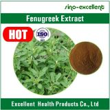 La medicina herbaria para el pene agranda el extracto del germen de alholva