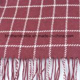 Кашемир способа и шарф H16-0 шерстей