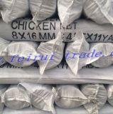 L'élevage de volaille en métal élargi 4FT X 10m pour le marché du Nigeria