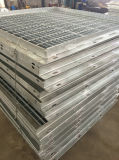 Peças da fabricação e da soldadura de metal do OEM para o Stairway do External da construção