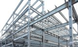 Steel prefabricado Structure para Workshop y Warehouse (SL-0028)