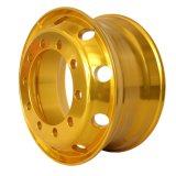 High Quality Forged Aluminum Truck Wheel 22.5X7.50