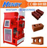 Automatische hydraulische Schmutz-Masse des Lehm-Hr2-10, die Lego Ziegeleimaschine, komprimierten Block herstellt Maschine in Kenia, Indien blockiert