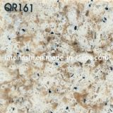 Solid artificial Surface Engineering Quartz Stone para a bancada de Kitchen