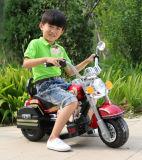 3개의 바퀴를 가진 아이 Harley 전기 기관자전차