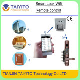 Preço industrial para o Doorlock biométrico impermeável da impressão digital