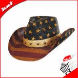 Chapéu de vaqueiro, chapéu de vaqueiro impresso, chapéu de vaqueiro de papel, chapéu de palha