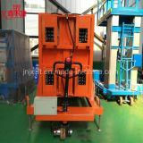 Mobile doppelte Pfosten-Spalte-Aufzug-Plattform mit Cer-Bescheinigung