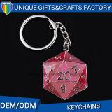 Figura su ordinazione Keychain di figura del veicolo per il trasporto del metallo per i regali