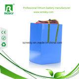Paquete de la batería de LiFePO4 48V 9ah para la bici eléctrica, vespa, motocicleta