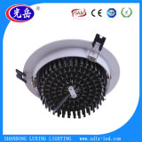 3W / 5W / 7W / 9W / 12W / 15W / 18W LED de teto / Downlight com anti-reflexo