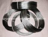 Chaufferette pure de tungstène pour la métallisation sous vide de PVD