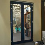 Porta de alumínio com multi fechamento, porta de alumínio do Casement, porta K06019
