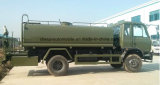 給水車12トンのDongfeng 160HPの12000 Lスプレーのトラック