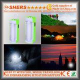 1W懐中電燈が付いている再充電可能な太陽LEDの非常灯(SH-1901A)