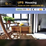 Casa prefabricada concreta respetuosa del medio ambiente para la vida de la familia