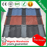 Китайский Хорошее качество дешевой цене Цвет сталь Sandcoated Металл Кровля Черепица