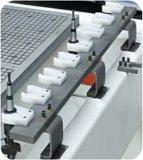 木工業機械イタリアHsd空気冷却スピンドル日本YaskawaサーボモーターCNCのルーター
