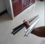 Poste en acier de la frontière de sécurité australienne Y de ferme/piquet peint noir d'étoile