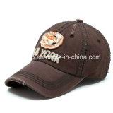 新しい方法カスタム刺繍6のパネルの網の帽子