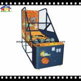Máquina de jogo de basquete de luxo para o campo de jogos interior