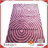 Fabbrica Shaggy della moquette/coperta del poliestere domestico antiscorrimento di alta qualità