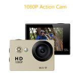 L'extrémité neuve de WiFi folâtre sport HD DV de pleine HD 1080P d'action d'appareils-photo de plongée de l'appareil-photo le mini came imperméable à l'eau sans fil de l'eau du fond 30m
