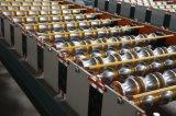 機械を形作るカラー金属のタイルの屋根ふきロール