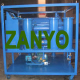Filtro de óleo de isolamento a vácuo - Especialista Transformer Oil Filter Plant