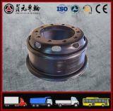 Zhenyuanの管のトラック、バス、トレーラー(7.50V-20)のための鋼鉄車輪の縁