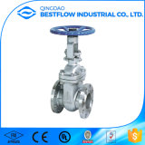 Valvola a saracinesca aumentante del gambo dell'acciaio di pezzo fuso di /Oil/Gas dell'acqua