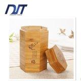 Potenciômetro novo do bambu do chá do café de Healty Kung Fu do projeto