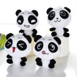 De Pluche van de Gift van de bevordering vulde het Dierlijke Zachte Stuk speelgoed van de Panda van het Stuk speelgoed Pluizige