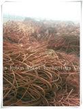 Sucata 99.99% puros do fio de cobre da alta qualidade/sucatas de cobre